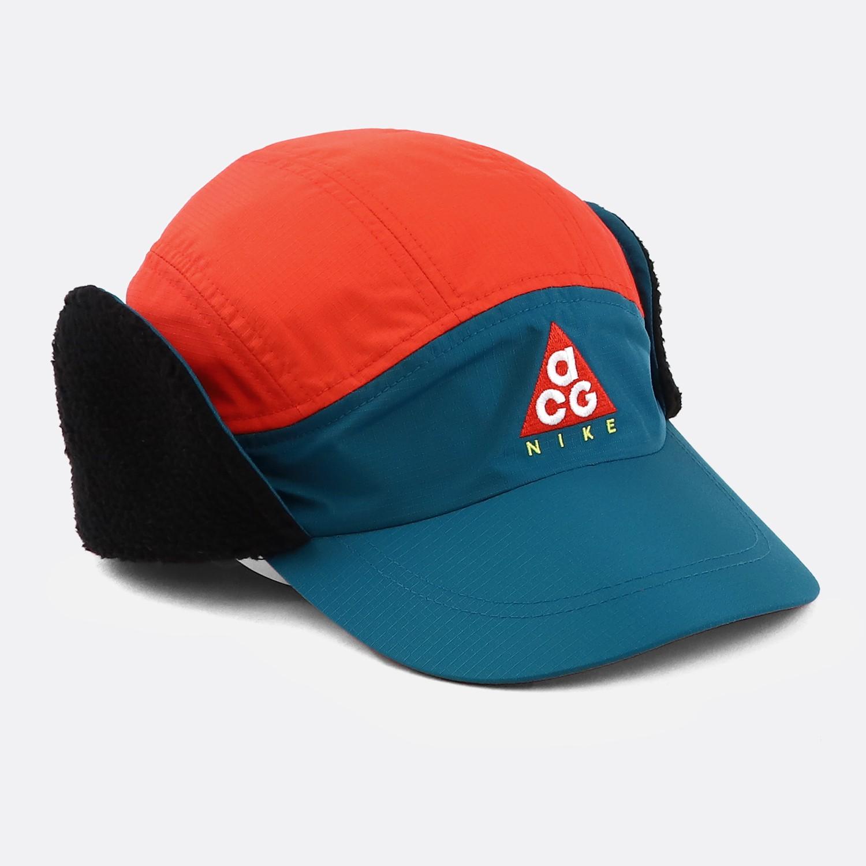 529714e0e4c ACG TAILWIND CAP GEODE TEAL   HABANERO RED