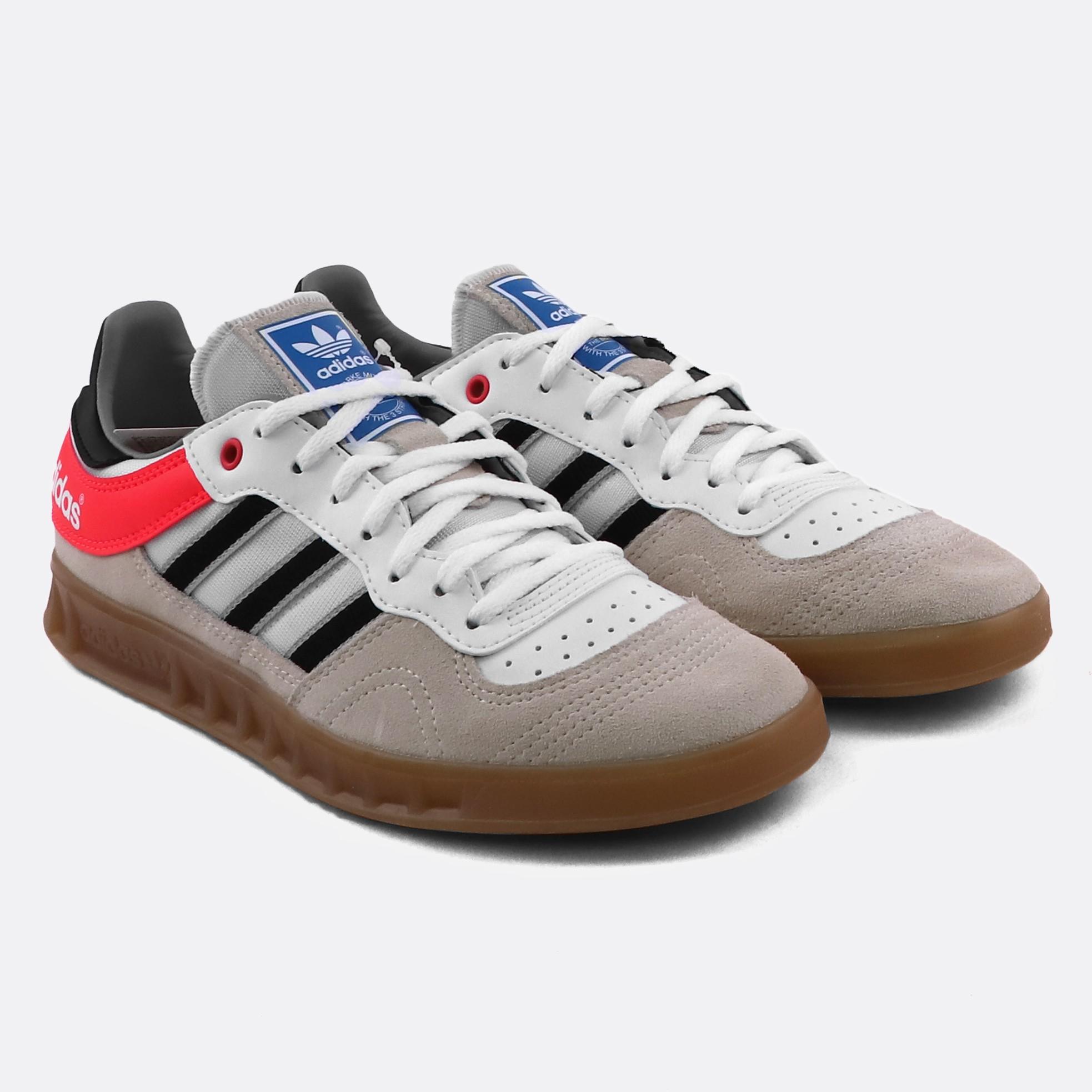 online store 7644f 4437a HANDBALL TOP CHALK WHITE  CORE BLACK  SOLAR RED