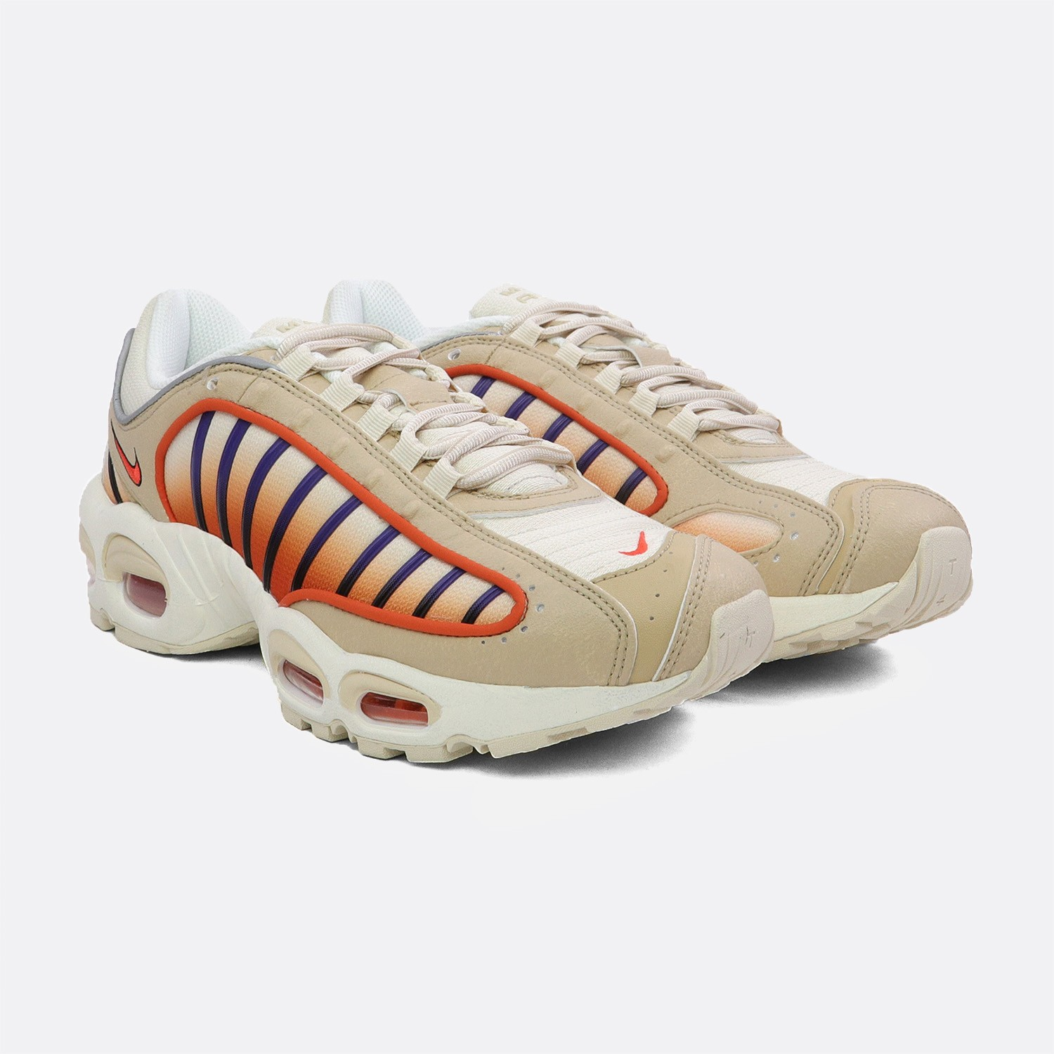 6a1b35e7 NIKE AIR MAX TAILWIND IV DESERT ORE / TEAM ORANGE AQ2567-200