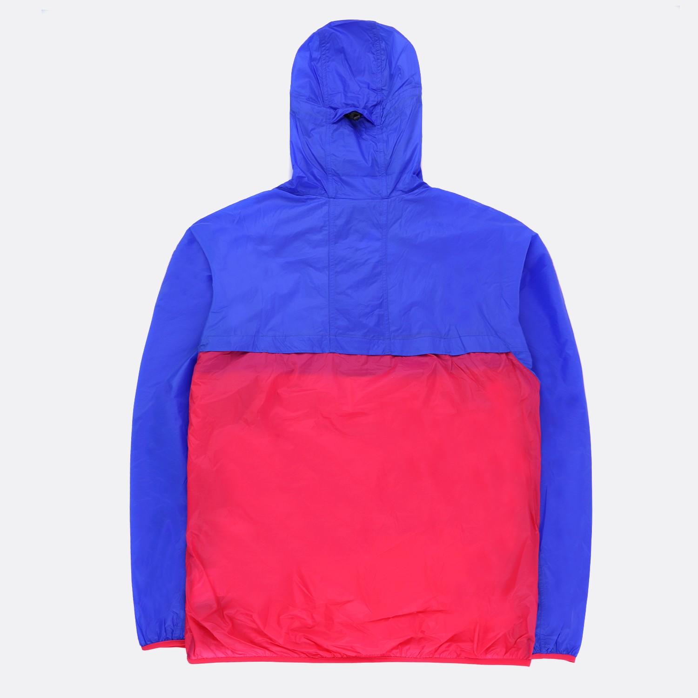 Nike ACG Anorak Hoodie in Hyper Royal / Rush Pink / Rush