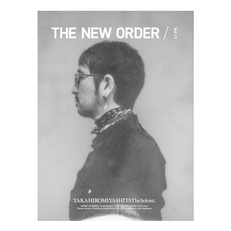 NEW ORDER ISSUE