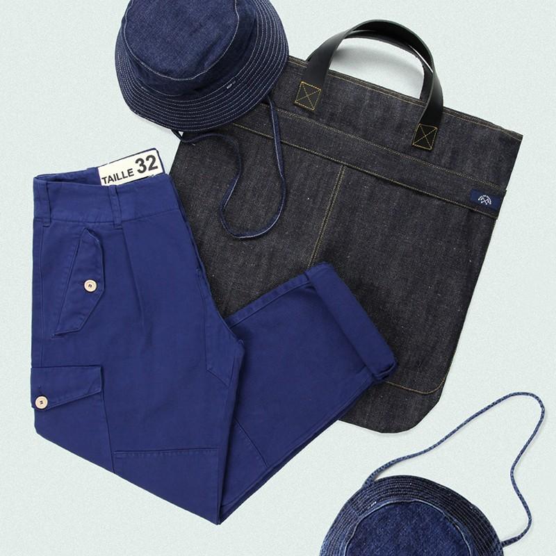 bleu de paname SPRING 16