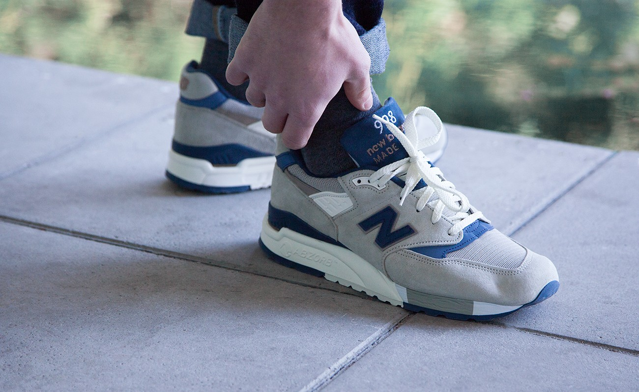 new balance made in the US