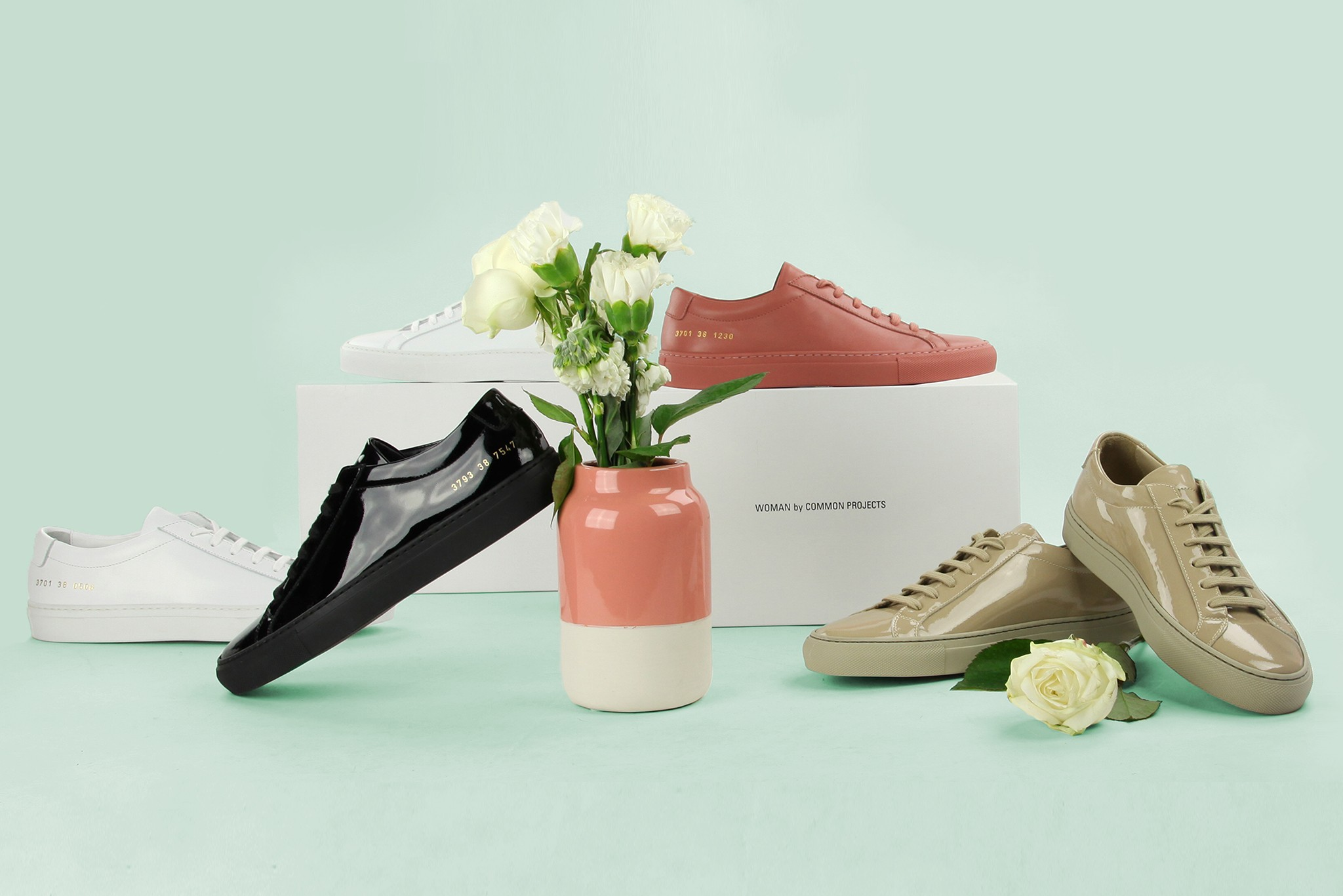COMMON PROJECTS SPRING 17 WOMEN'S