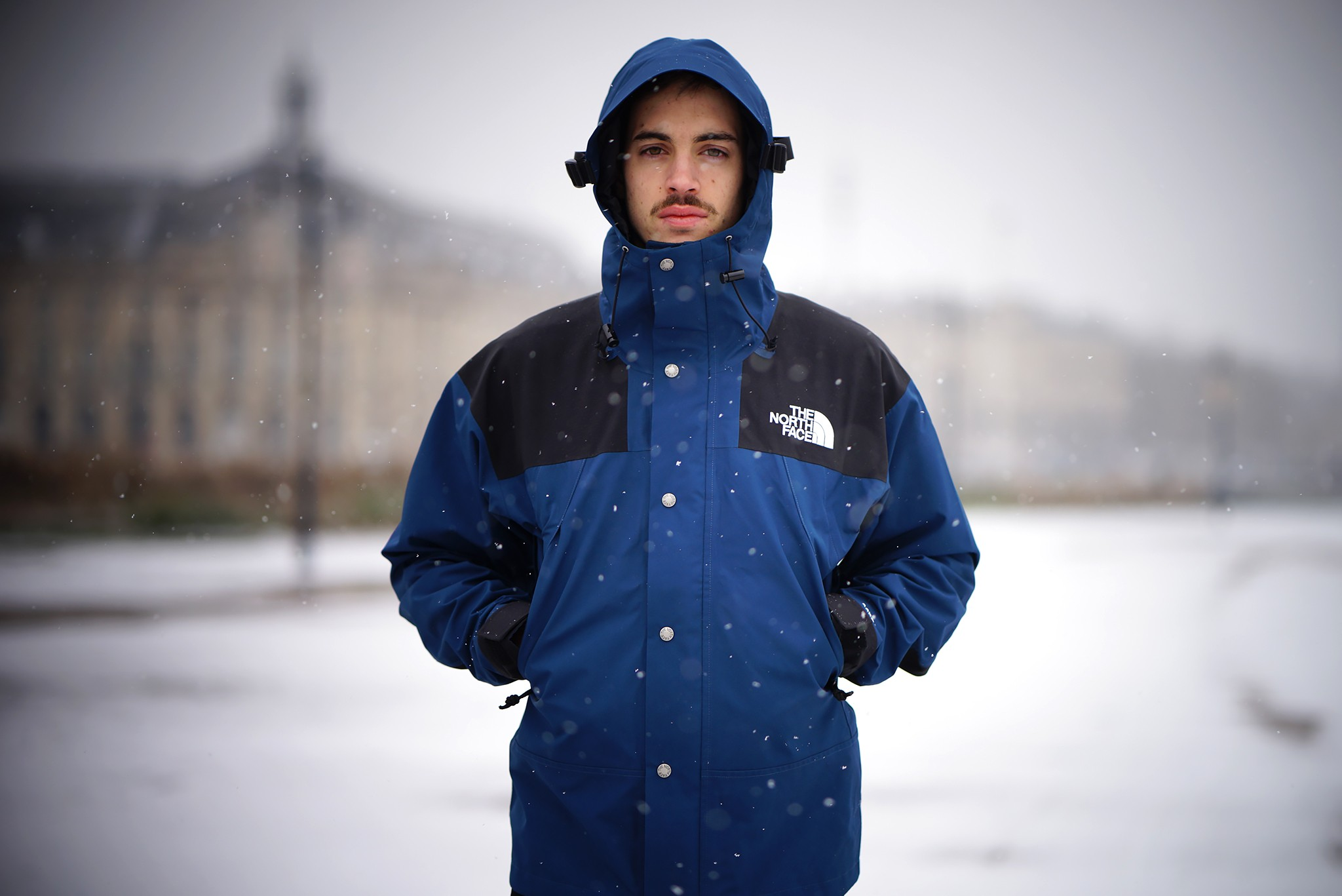 THE NORTH FACE NEW COLLECTION IS IN