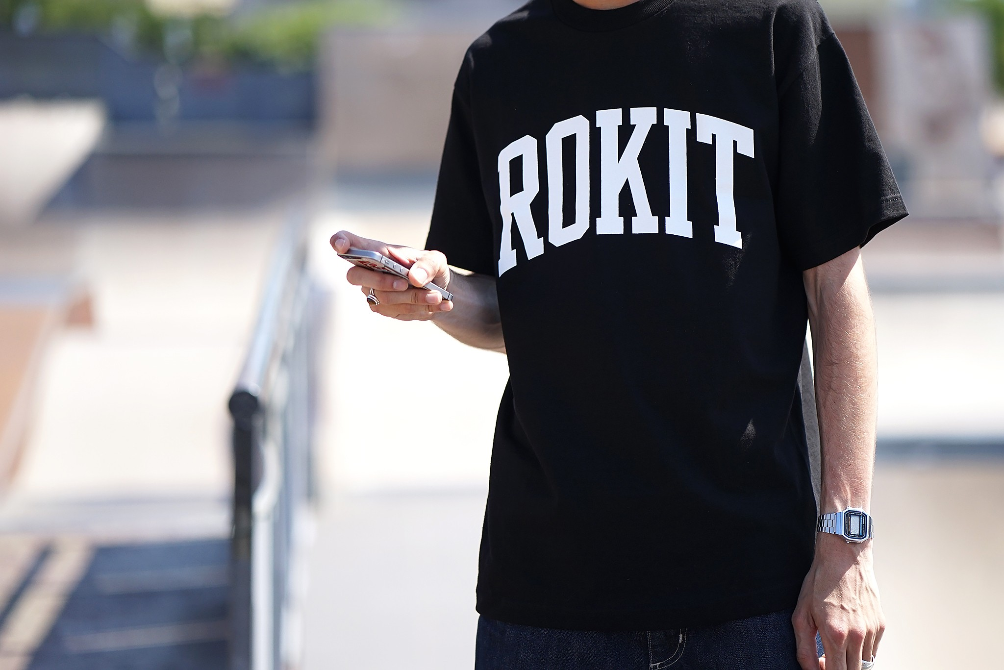 First drop from LA based Rokit