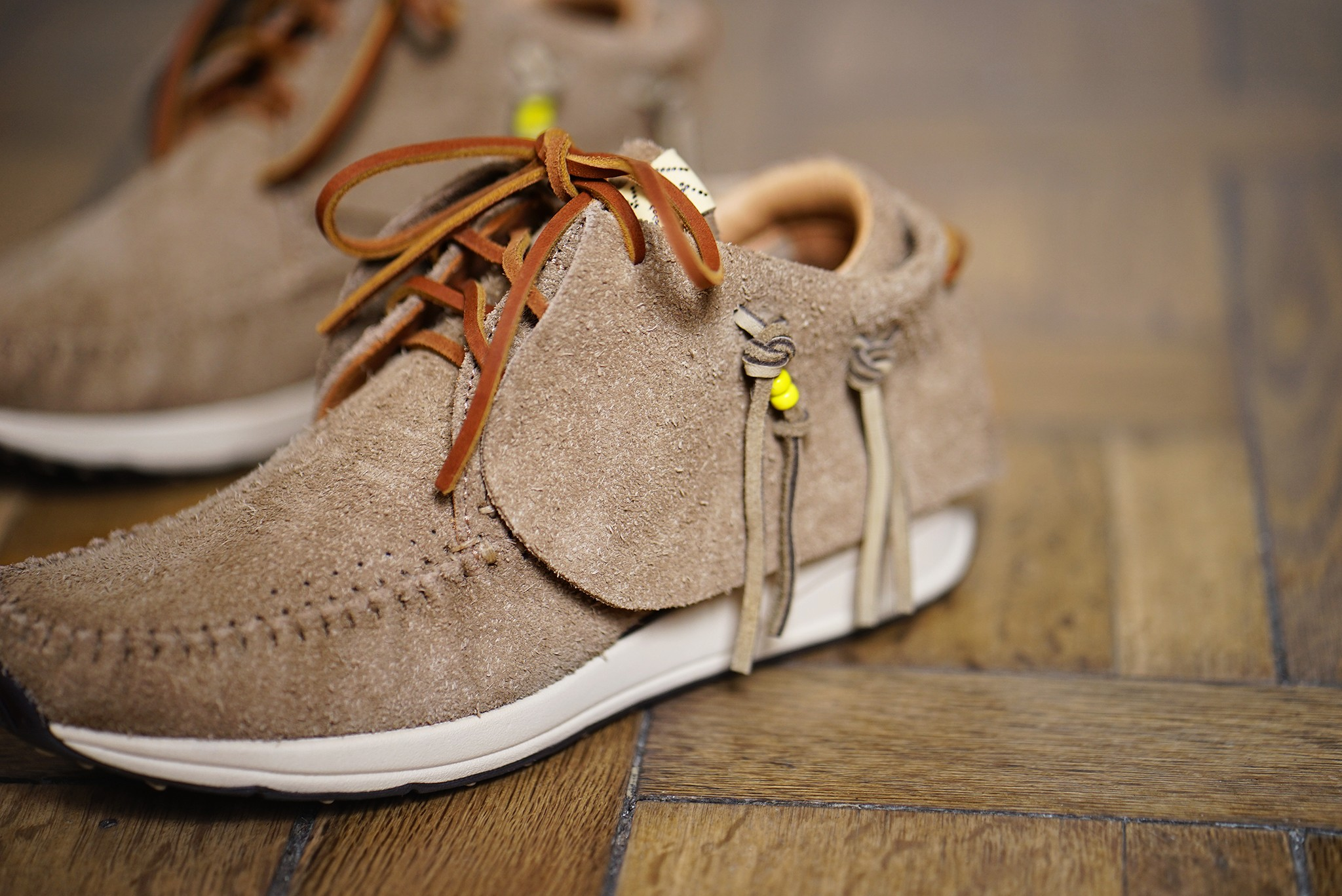 VISVIM NEW SUMMER DROP