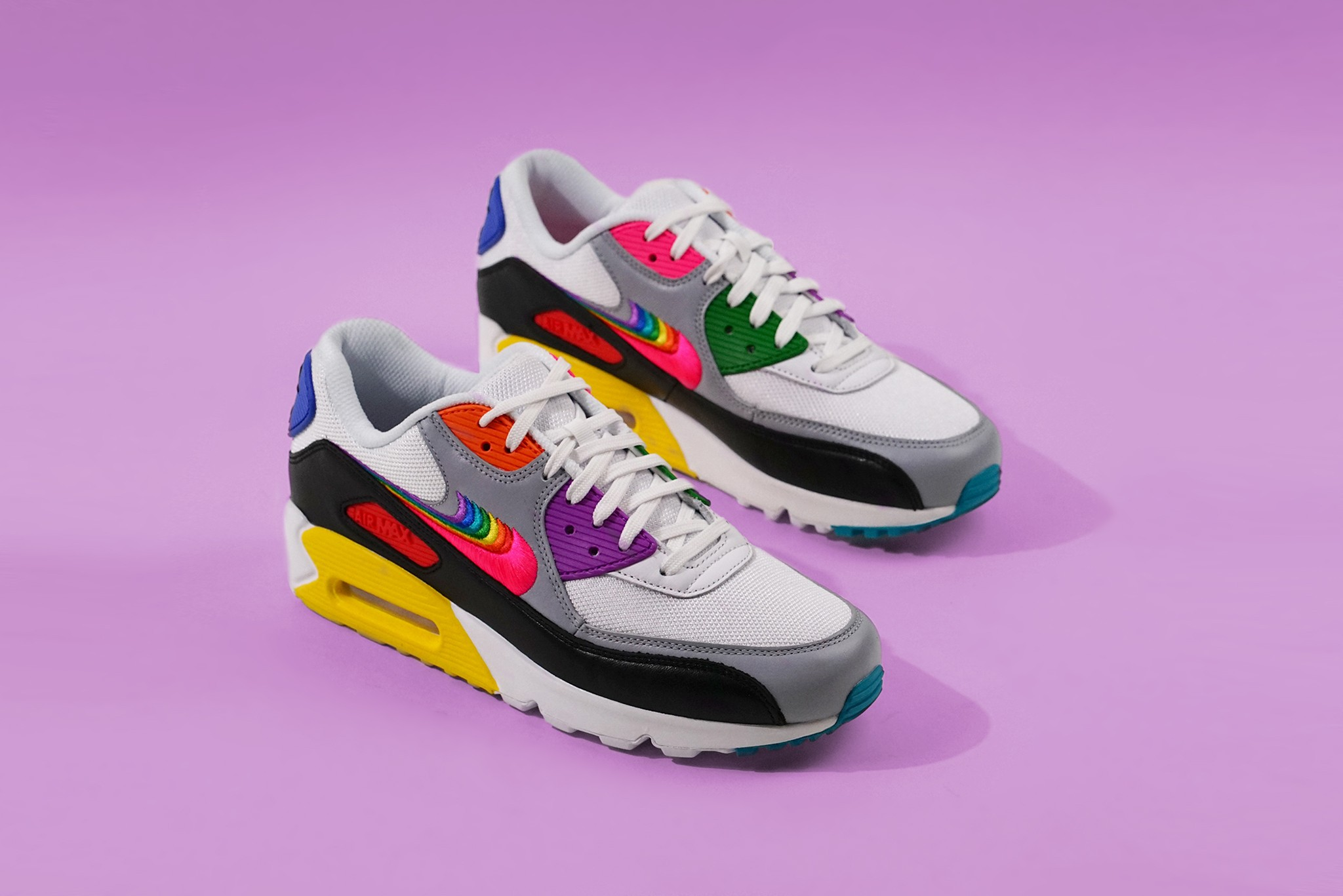 AIR MAX 90 'BE TRUE' PACK