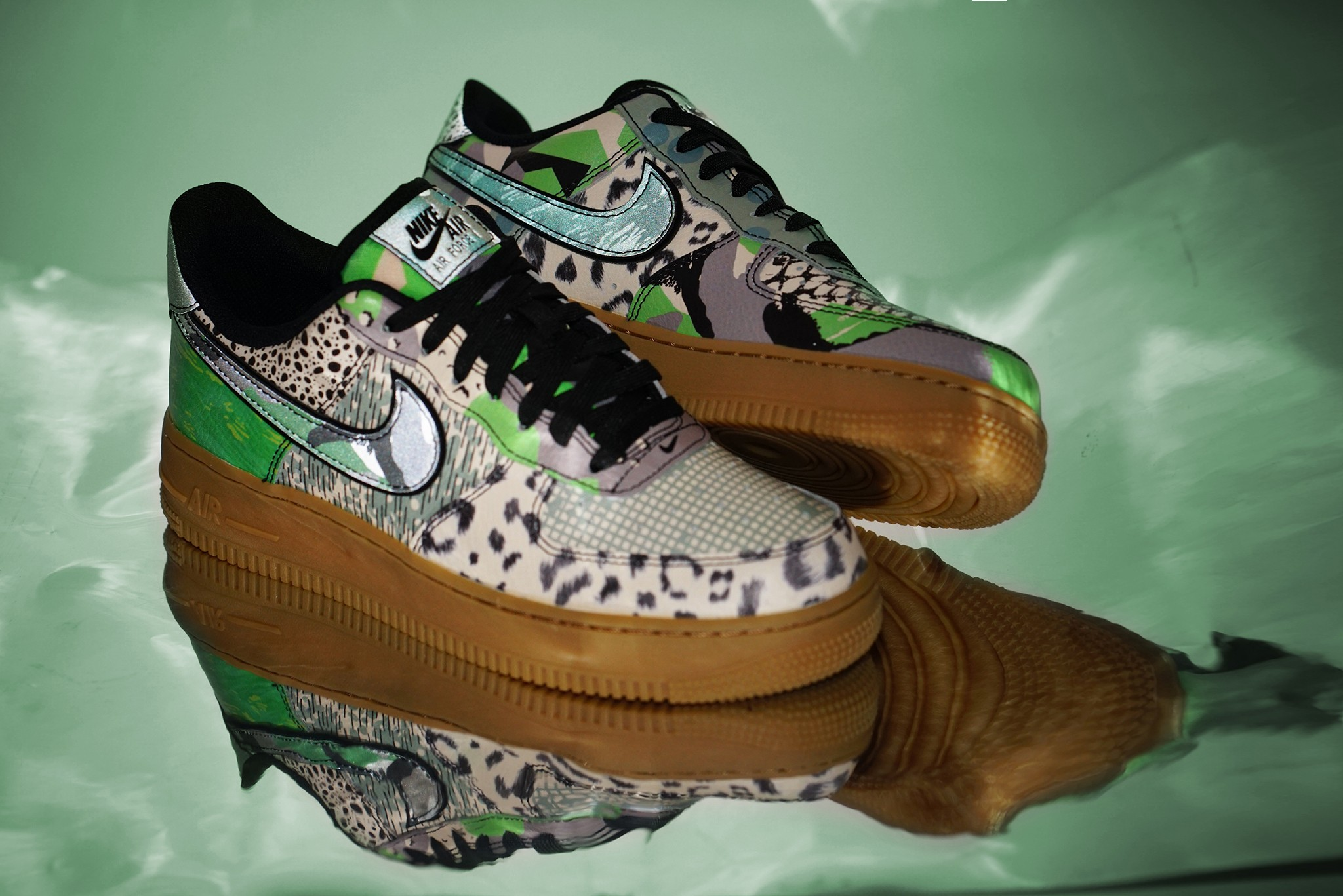 Nike Air Force 1 City of dreams