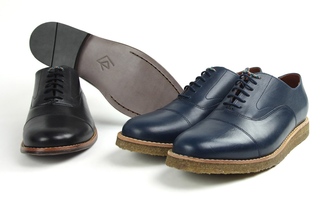 Centre Commercial leather shoes