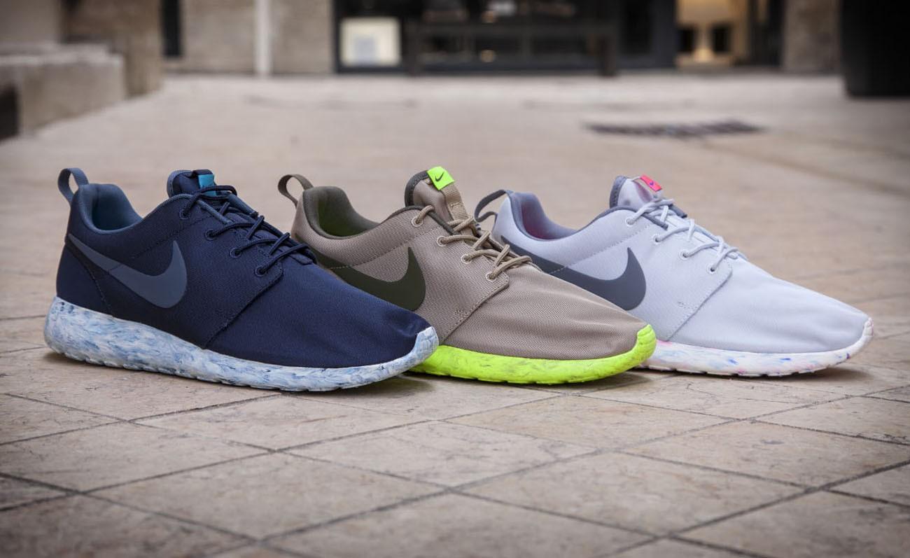 Nike rosherun marble pack