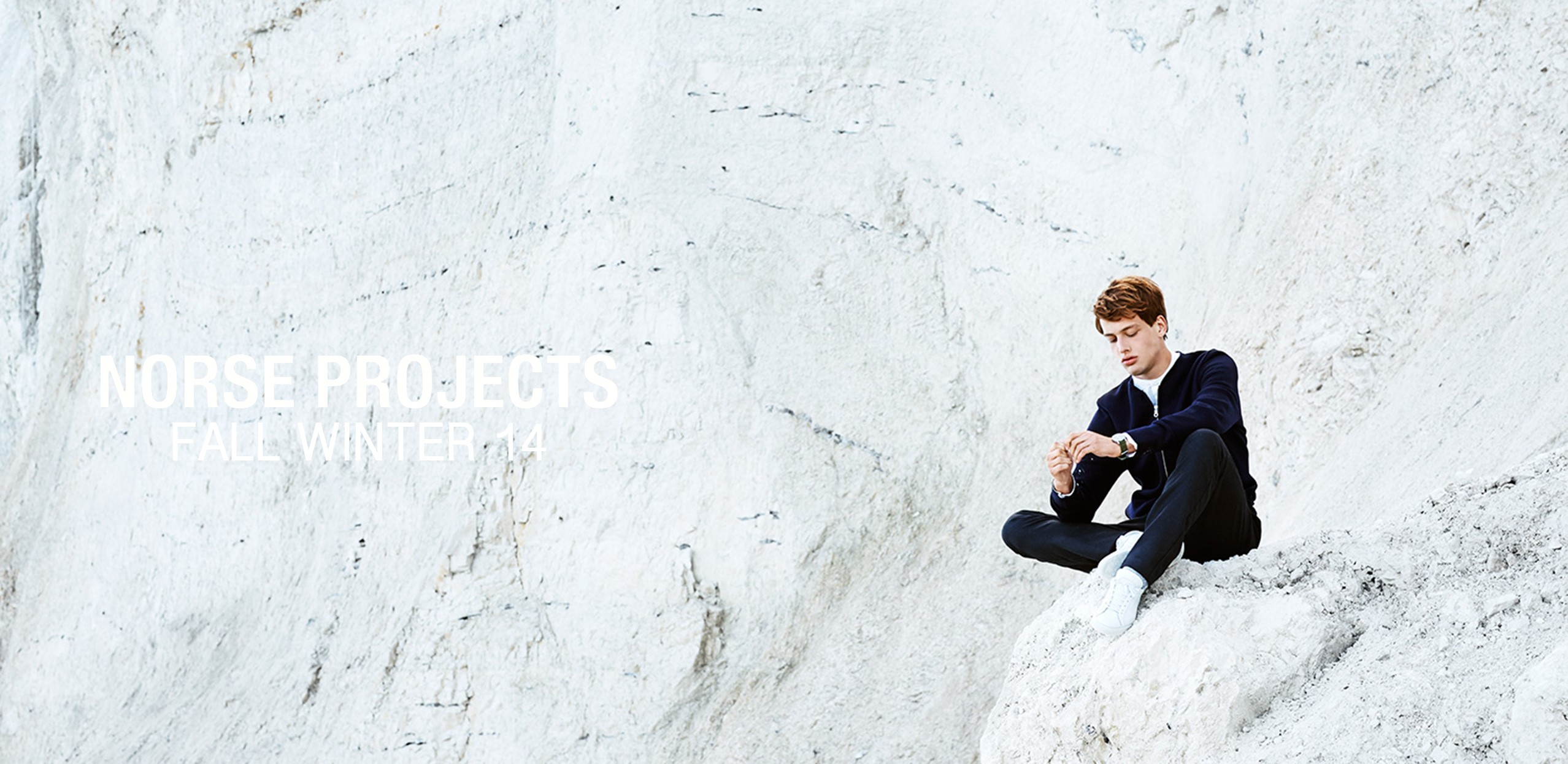 NORSE PROJECTS FALL WINTER 14