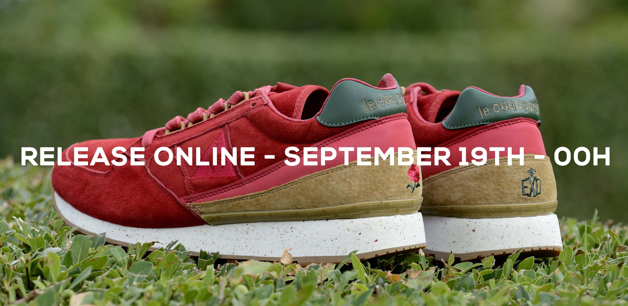 Le Coq Sportif X Limited Editions